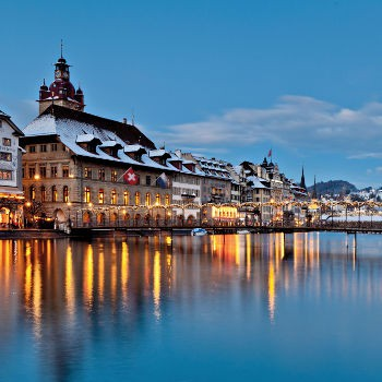 Alpine Wonders 1 - Swiss Lucerne (Featured Image)