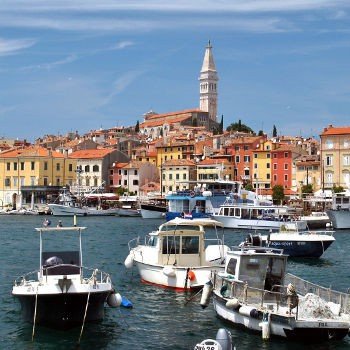 Backroads of the Habsburg Empire 2 - Rovinj, Croatia (Featured Image)