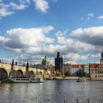 Bohemian Heritage 1 - Prague, Charles Bridge (Featured Image)