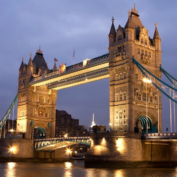 Family Vacation: Europe 2.0 1 - Tower Bridge, London, UK (Featured Image)