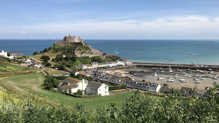 Live from the Road: Jersey — an Outpost in the English Channel (Featured Image)